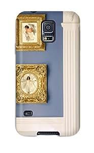 Flexible Tpu Back Case Cover For Galaxy S5 - Interior Design0