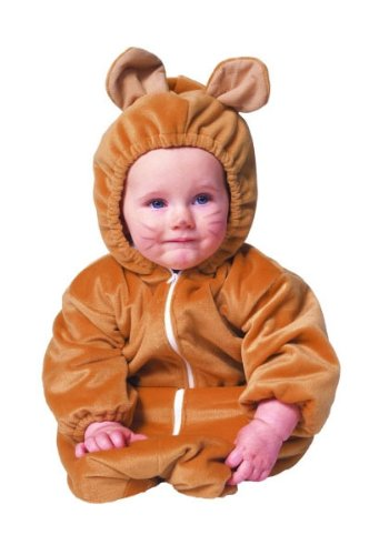 Baby Care Bears Costume (RG Costumes Bear Bunting Zipper Velboa Infant Costume)