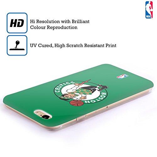 Officiel NBA Plaine Boston Celtics Étui Coque en Gel molle pour Apple iPhone 4 / 4S