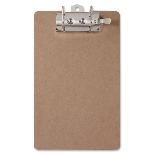 Wholesale CASE of 25 - Saunders Lock-O-Matic Dual Arch Ring Archboard-Clipboard,2 Locking Arch-Rings,2-1/2