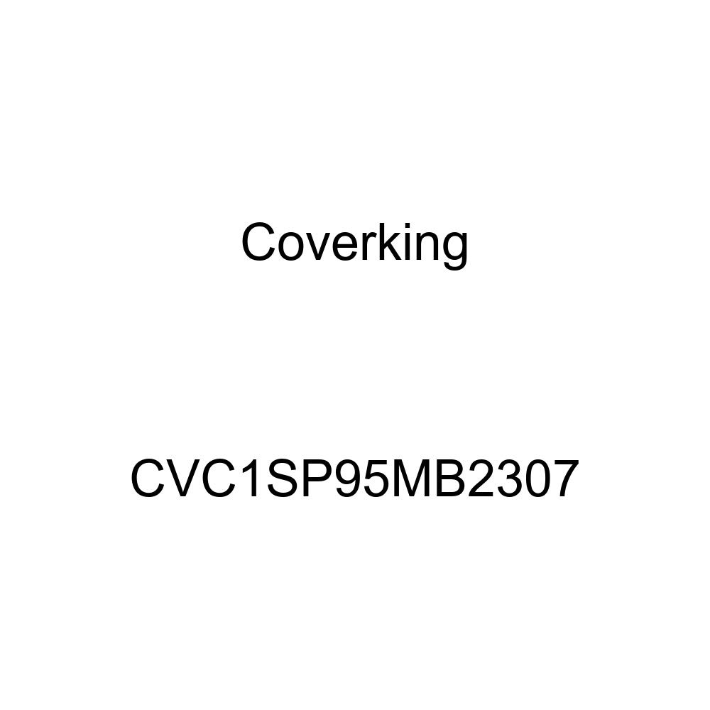 Coverking CVC1SP95MB2307 Black Stormproof Custom Vehicle Cover