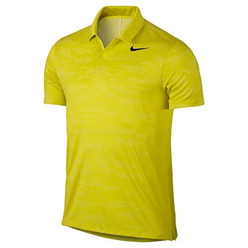 Mens nike Icon Jacquard Golf Polo Size ()