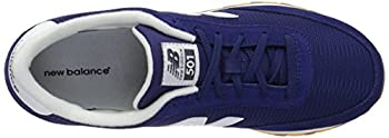 New Balance Men's Ml501 Sneaker, Navywhite, 8.5 D Us 7