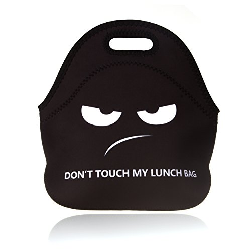 BRILA Lunch bag - Waterproof Insulated Neoprene Lunchbox Tot