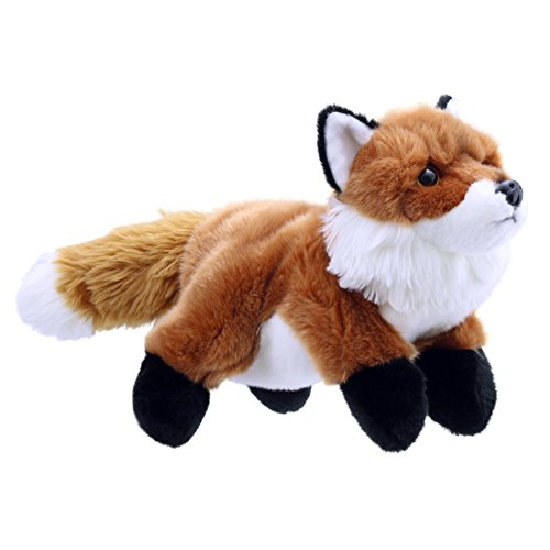 The Puppet Company Full-Bodied Animal  Hand Puppets Fox - Full Bodied Puppet