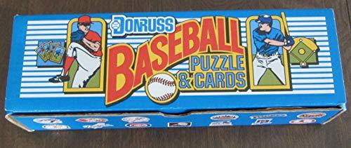 Amazoncom 1989 Donruss Complete Set Mlb Baseball 672