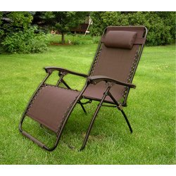 Amazon Com Brown Zero Gravity Extra Wide Recliner Lounge