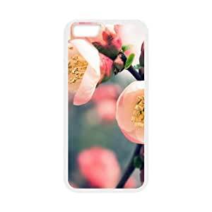 Cherry Tree Branch Flowers Ilike Com IPhone 6 Plus Cases, Vety {White}