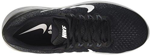 Nike I Pattini Lunarglide 9 Da Corsa Nero (nero / Bianco Grigio Scuro-lupo Grigio)