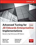 Books : Advanced Tuning for JD Edwards EnterpriseOne Implementations (Oracle Press)