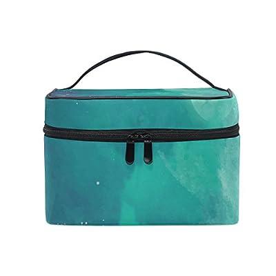ed11e897f057 high-quality ALIREA Watercolor Fantasy Night Sky Cosmetic Bag Travel ...