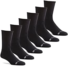 Men's Premium Comfort Casual Crew Socks