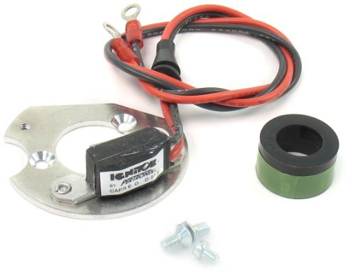 Pertronix Ignitor Conversion Kit #1761: Point to Electronic Distributor Conversion Kit, Ignitor, 12 Volt, Hall Effect