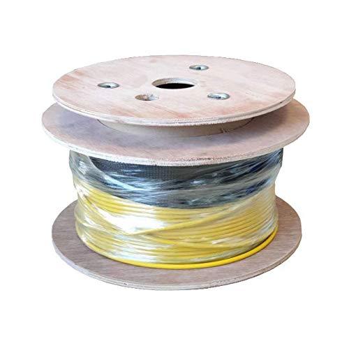 CONBIC/® LWL 150m Cavo in fibra ottica spina LC a LC cavo patch Duplex 50//125 OM4