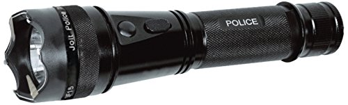 Jolt 15,000,000-volt Police Tactical Stun Flashlight