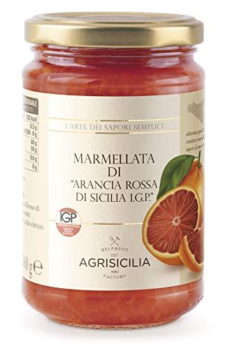 Sicilian Jam by Agrisicilia - Blood Orange Marmalade (12.7 ounce)