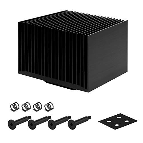 ARCTIC Alpine AM4 Passive - Silent CPU Cooler for AMD AM4 by ARCTIC (Image #4)
