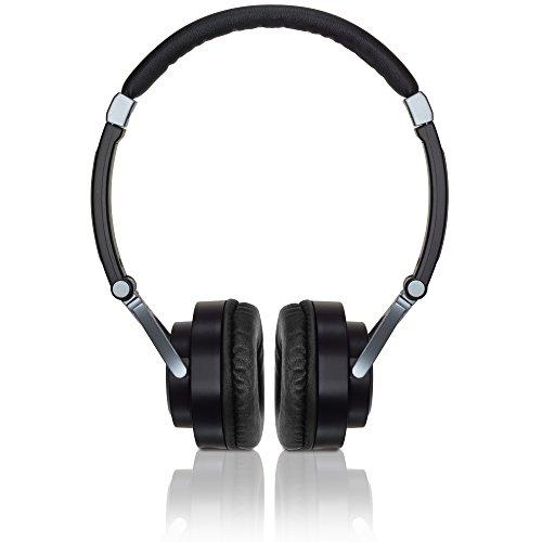 motorola Pulse 2 - Auriculares de Diadema con Cable, Color Negro