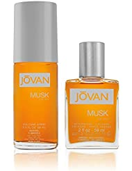 Jovan Men Men - 2 oz Cologne Spray + 2 oz After Shave
