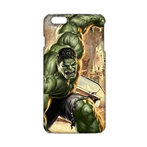 3D Case Cover hot toys hulk Phone Case for iPhone6 plus