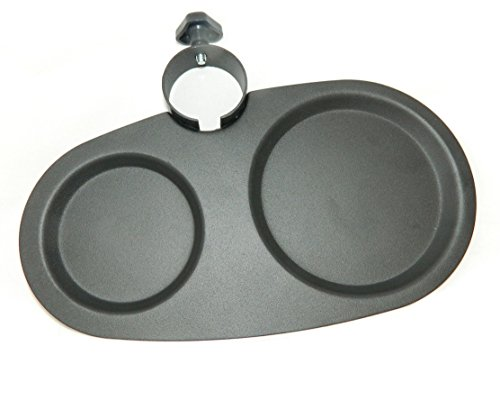 Cup and Ashtray holder for Audio 2000s TV Monitor stand (Ash Tv)