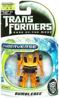Transformers Dark Of The Moon Bumblebee Cyberverse Figure