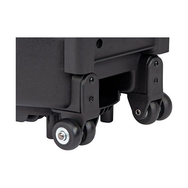 Ibiza PORT12VHF-BT Sonorisation portable 12'' USB/SD/AUX/MP3/Bluetooth Noir 7