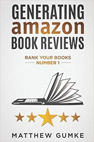 Amazon Fr Generating Amazon Book Reviews Rank Your Books