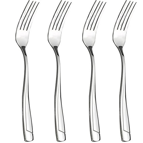 (Cand 16-Piece Dinner Forks, 8 Inch, Stainless Steel)