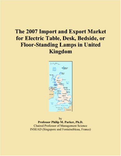 The 2007 Import and Export Market for Electric
