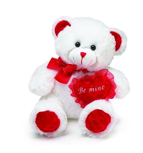 Burton & Burton Plush Valentine Bear