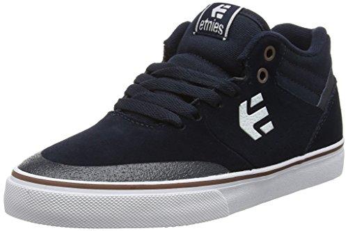 Etnies Marana Vulc Mt - Zapatillas de skateboard para hombre Azul (Dark Navy 488)