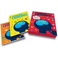 Turbine Seu Cérebro - Caixa. Livros 1 e 2