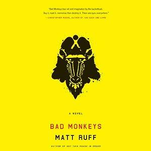 Bad Monkeys Audiobook