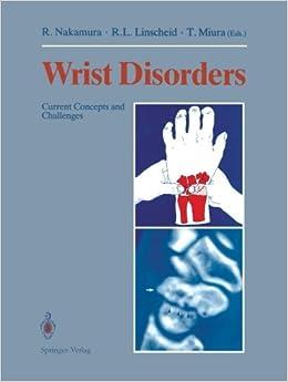 Book Wrist Disorders