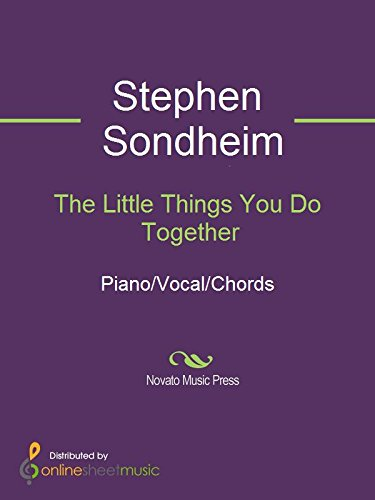 The Little Things You Do Together Kindle Edition By Stephen