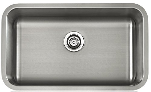 LS18503 Apogee Stainless Rectangle Under Mount