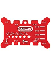 Oregon 556418 Misc Parts, Red