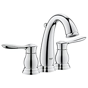Parkfield 4 In. Centerset 2 Handle Bathroom Faucet   1.5 GPM