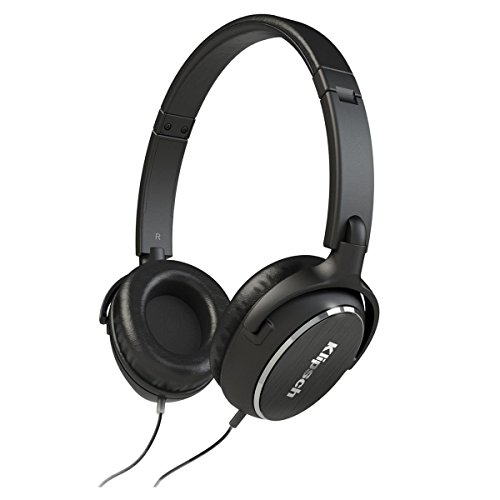 Klipsch ReferenceHeadphones Black R6I ON-EAR