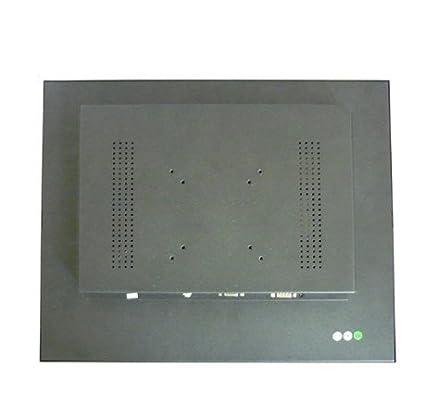 GOWE monitor marco abierto PC con pantalla táctil LCD de pantalla táctil resistiva, de 19