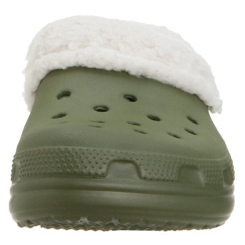 Crocs Mammoth Shoes Army Green Kids Size C6 / C7 by Crocs (Image #4)