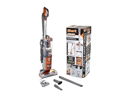 Shark Rocket Professional Bagless Upright Vacuum Cleaner with Premium Pet Power Brush – Co ...