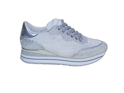 Silver MainApps Sneaker 25440 Donna Crime London qwZBFF