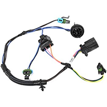 ACDelco 20829258 GM Original Equipment Headlight Wiring Harness