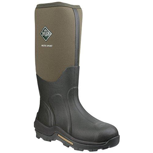Muck Boot Unisex Arktisk Sport Trekke På Gummistøvler Mose / Moss