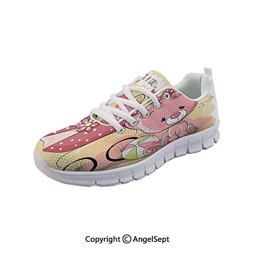 Athletic Shoes Breathable Kitten Baby Carriage Cat A Fashion Sneakers