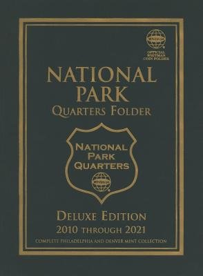 National Park Quarters Folder( Complete Philadelphia and Denver Mint Collection)[COIN HLDR-NATL PARK QU-2010-21][Hardcover]