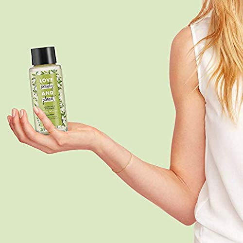 Love Beauty & Planet - Coconut Milk and White Jasmine Divine Definition Shampoo 13.5 fl oz - 1-PACK