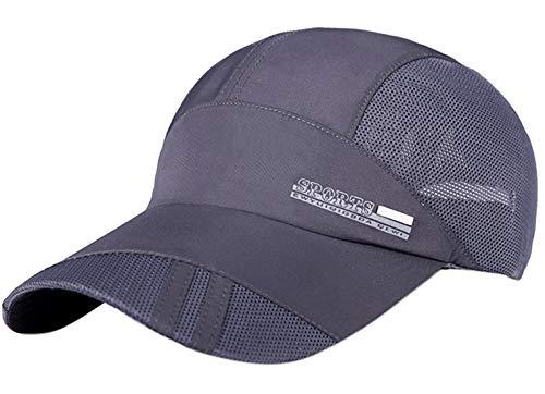 Sun Caps for Men UV Protection Sport Sun Visor One Size Adjustable Cap